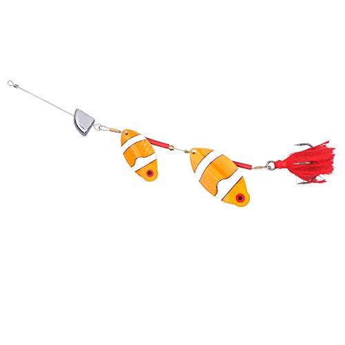 SPROPower Catcher Tandem Spinner 16cm 23g Nemo
