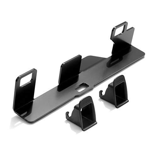 KKmoon Isofix Adaptador Montaje de Anclaje de Sujeción de Asiento Infantil Conector...