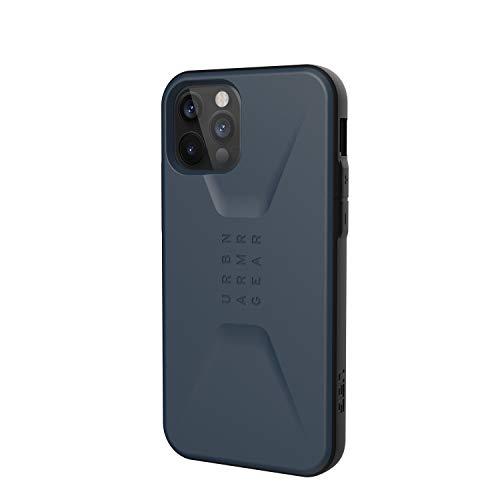 URBAN ARMOR GEAR iPhone 12 mini(5.4) 2020対応耐衝撃ケース CIVILIAN マラード 【日本正規代理店品】 UAG-IPH20SC-ML