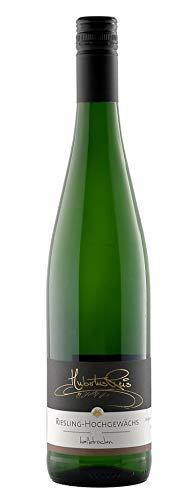 Hubertus Reis - Riesling Hochgewächs 2018 Qualitätswein halbtrocken Mosel (6 x 0.75 l) - Erzeugerabfüllung