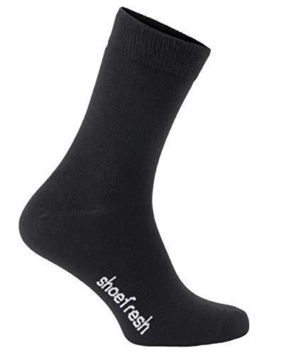 shoefresh 7 Paar Bambus Socken Damen | Größe 39/42 | Anti schweiß socken | Antibakteriell | Super absorbierend | Weich und bequem