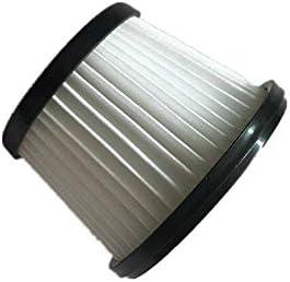 Color : Light Green Daojun Ajuste del Filtro HEPA del Aspirador para SILVERCREST SHAZ 22.2 C3 Manejar Accesorios de Piezas del Filtro de la aspiradora
