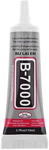 Eoneding B-7000 110ML Adhesive, Multi-Function Glues Transperant Paste...