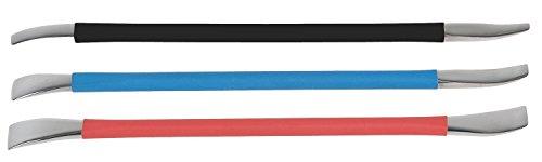 KS Tools 911.8225 Präzisions-Hebelwerkzeug-Satz, 3-TLG