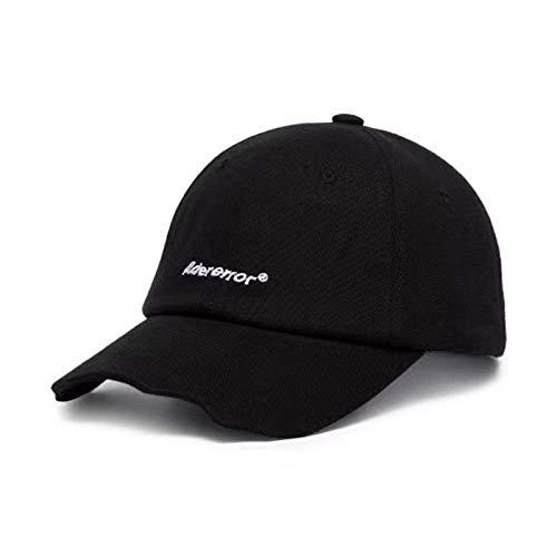 Felenny Snapback Sun Baseball Caps Unregelm??ige Kanten Adererror Baseball Cap M?nner Frauen Stickerei LogoBlue Ader Error Cap Verstellbare Hüte
