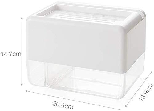 WTT toiletpapierhouder voor wandmontage, punch free rolpapierbuis, waterdicht bad, zwart