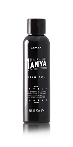 Gomina/Gel Fijador Pelo/Cabello Hombre Extra Fuerte Rain Gel Efecto Mojado 150 mililiter - Hair Manya - Kemon