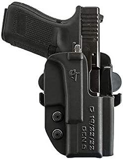 Comp-Tac International Belt Holster Right Hand FN FNS 9L Longslide Kydex Black