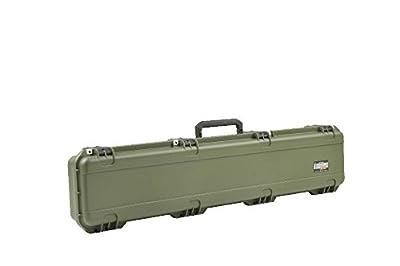 SKB iSeries Single Rifle Case, Olive Drab Green