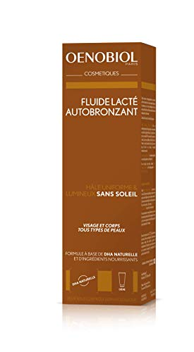 Oenobiol Cosmétiques Fluide Lacté Autobronzant...