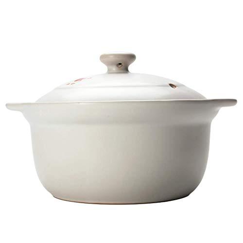 Cartoon-Muster Keramik runde gelbe Schale Casserole/Tontopf/Tontopf/Keramik-Kochgeschirr Hitzebeständige Geschenk-Box (Größe: 25.6 * 10.6cm) xiao1230 (Size : 23.0 * 10.6cm)