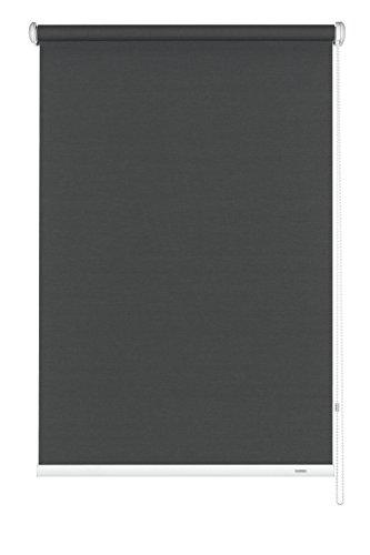 Gardinia 6820112180 - Persiana Enrollable y Estor, 100% poliéster de 112 x 180 cm, Color Gris
