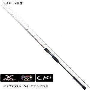 シマノ(SHIMANO) ベイトロッド 炎月 SS 鯛ラバ B610M-S 6.1フィート