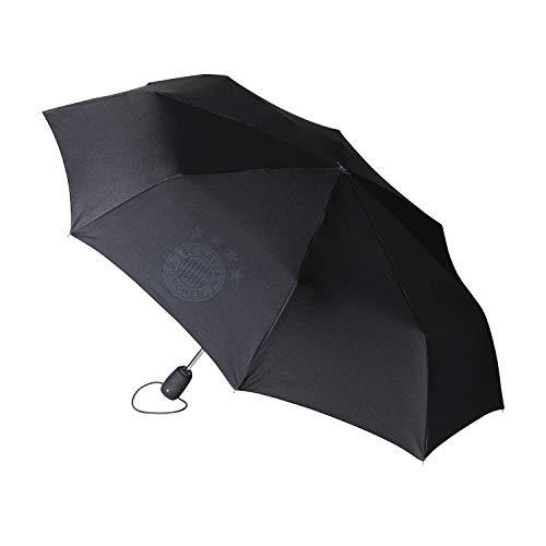 Bayern München Taschenschirm, Schirm, Regenschirm kompatibel FCB - Plus Lesezeichen I Love München