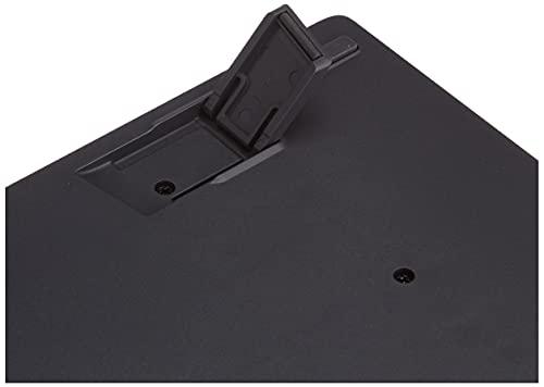 Logitech K280e Pro Kabelgebundene Business Tastatur für Windows, Linux und Chrome, USB-Anschluss, Handballenauflage, Spritzwassergeschützt, PC/Laptop, Deutsches QWERTZ-Layout – Schwarz - 4