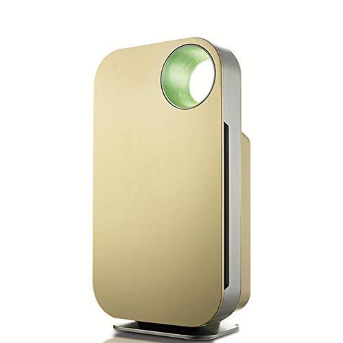 BCXGS Air Purifier, Air Ionizer Purifier met 3-1 True HEPA en actieve koolstoffilters, Air Quality Monitor, 3 windsnelheden Air Cleaner voor stof, rokers, huisdieren haren, pollen, allergieën, koken geur