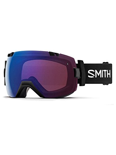 SMITH I/OX Ski Goggles, Unisex, M006572EB995T, Mean Folk, L