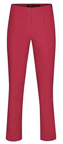 'Ich Will Marie' Robell Bengaline - Pantaloni elasticizzati da donna pomodoro W50