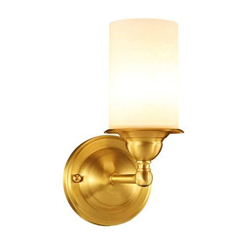 nouler All-Copper Lounge The Bedroom Lámpara Fire Night Lámpara de lámpara de...