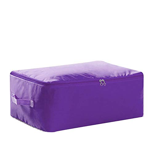 Wardell Capacity Clothes StorageQuilt Storage Bag Sorting Bag Luggage Clothing Moving Packing BagFestival Decorations Organizer Storage Bag, Travel Duffel Bag