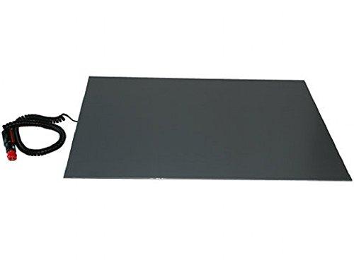 SAUERLAND Wärmeplatte PVC, Stecker für Zigarettenanzünder