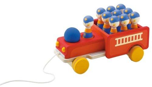 Sevi - 82460 - Jeu de Plein Air - Bowling Pompier