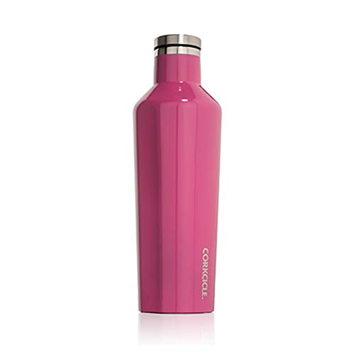 Corkcicle Classic Collection 16oz Canteen Pink, One Size