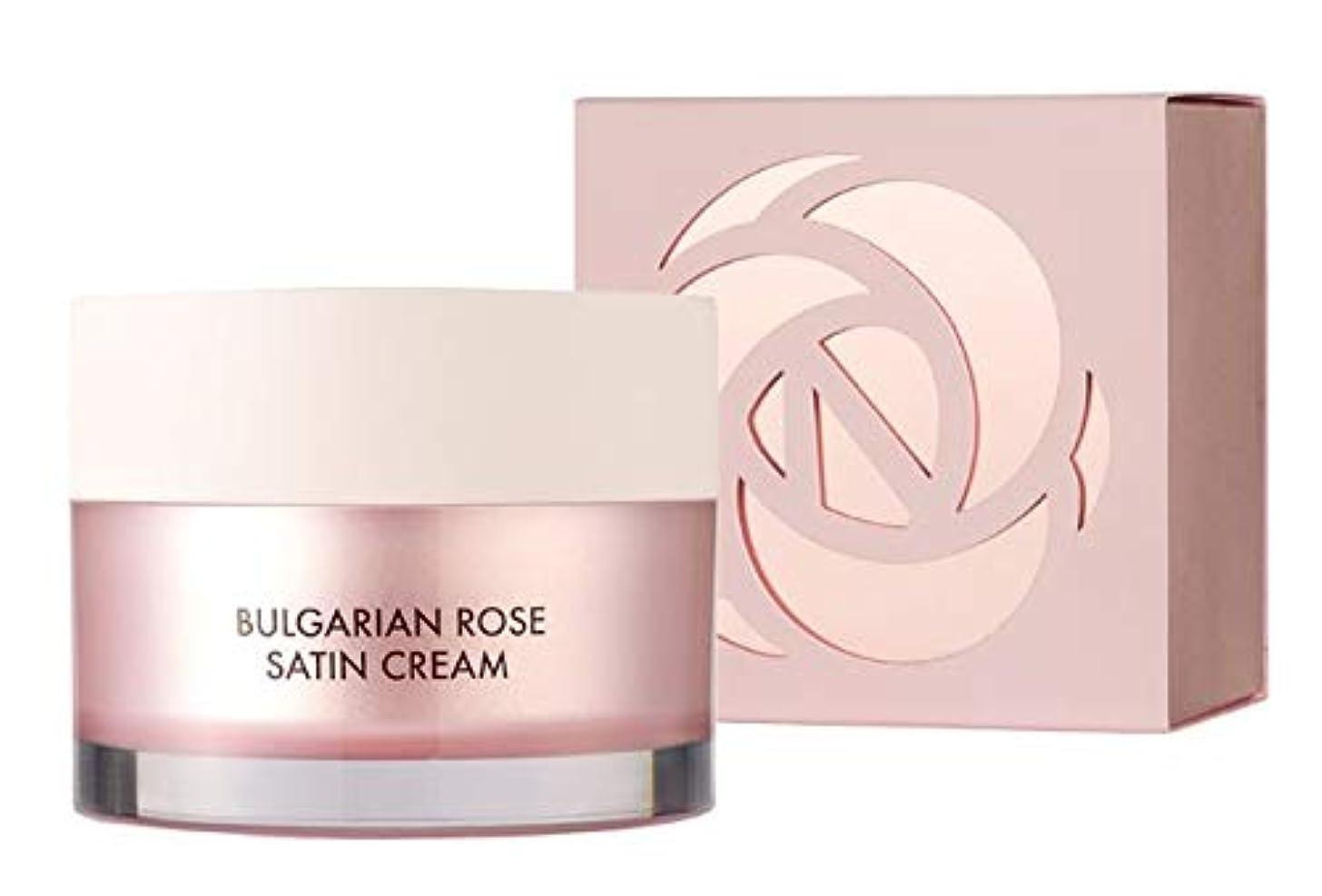 面倒コンチネンタル富[Heimish] Bulgarian Rose Satin Cream /[ヘイミッシュ] ブルガリアンローズサティンクリーム [並行輸入品]