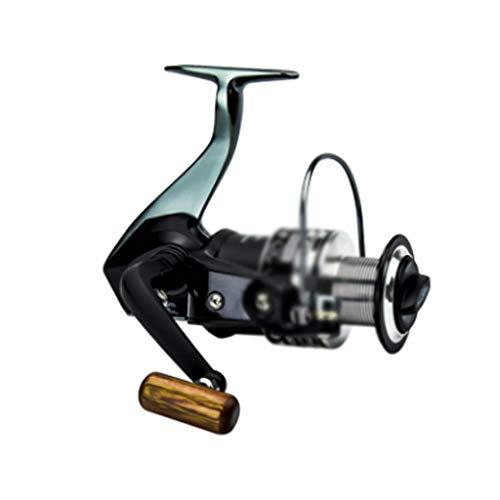 TWDYC Carrete de Pesca Soporte de Metal Reel de Pesca 13 Axis Sea Rod Carrete de Pesca de Carreteras Rueda de Hilado de Larga Distancia Rueda de Pesca de mar