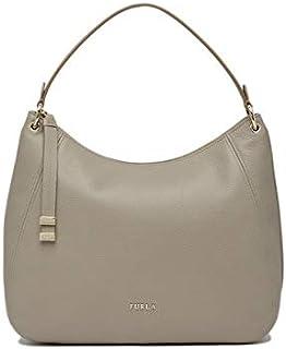 Furla Women's Hobo Shoulder bag, Leather - Sabbia