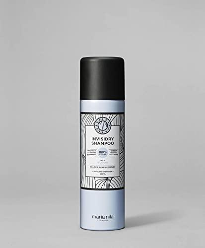 Maria Nila - Invisidry Shampoo 250ml   Trockenshampoo für dunkles und helles Haar