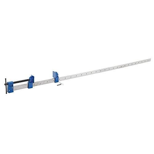 Silverline 633633 Profi-Führungs- und Anschlagschiene 900 mm