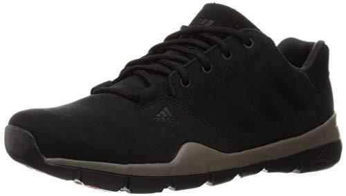 adidas ANZIT DLX New, Zapatillas de Senderismo Hombre, NEGBÁS/NEGBÁS/MARSIM, 44 EU