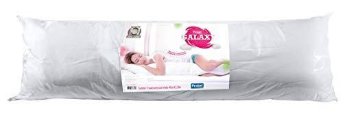 Travesseiro de corpo Galaxy 40x13 - BODY PILLOW - Branco - PROBEL