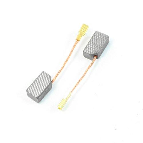 Aexit 2 Stück Motor Kohlebürsten 13mm x 8mm x 6mm für for Dewalt 100 Winkelschleifer (8fef24ebaf6aff3ef6dc6a9bc7151dce)