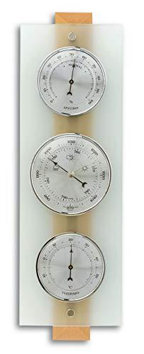 TFA 20.1067.05 väderstation bok naturglas/silver, D, SP-NEUTR