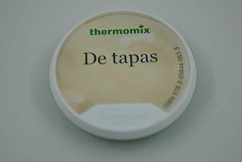 Vorwerk RECETARIO Libro Digital THERMOMIX TM5 DE Tapas