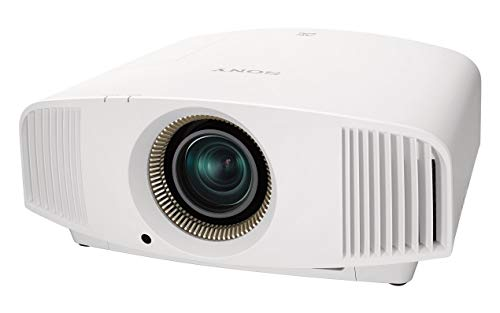 Sony VPL-VW570ES Video Projektor (1800 ANSI Lumen, SXRD, 4K (4096 x 2400), 16:9 1524-7620 mm (60-300 Zoll), 35000:1