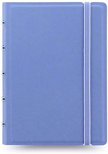 Filofax 115063nachfüllbar Pocket Pastells Notebook–Vista blau