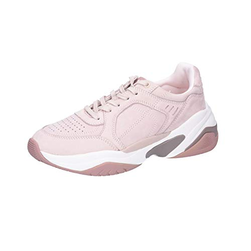 Tamaris Damen Sneaker Low rosé 36