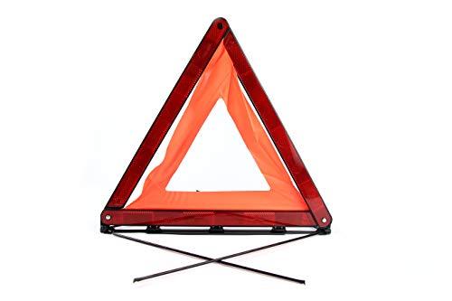 Tcentral_Auto - Triángulo de señalización homologado