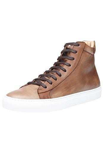SHOEPASSION - No. 54 MS - Sneaker - Sportlich-dynamischer Herrenschuh. Handgefertigt aus feinstem Leder in Italien.