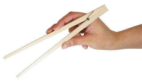 Kikkerland EZ Chopsticks Set, 4-Piece