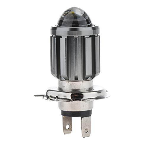 gazechimp Bombilla LED, 30W 1000Lumens Kit de Conversión de Chips CSP Extremadamente Brillante Luz Antiniebla Baja - H4