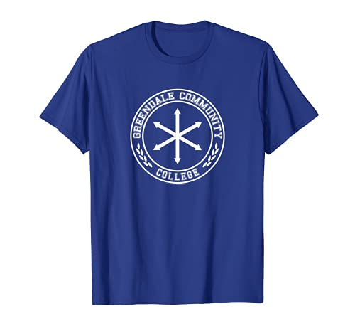 Community Greendale Community College Symbol T-shirt T-Shirt