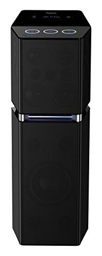 Panasonic SC-UA7E-K Urban Audio Bluetooth Wireless Speaker System with...