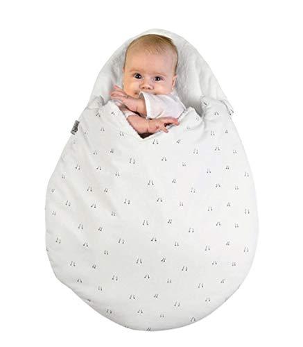 YIIVAN Baby Schlafsack Ei Kokon Neugeborenen Schlafsäcke Reißverschluss Schlafen Wrap Für Kinderwagen Baby Schlafsäcke Bettwäsche Zubehör