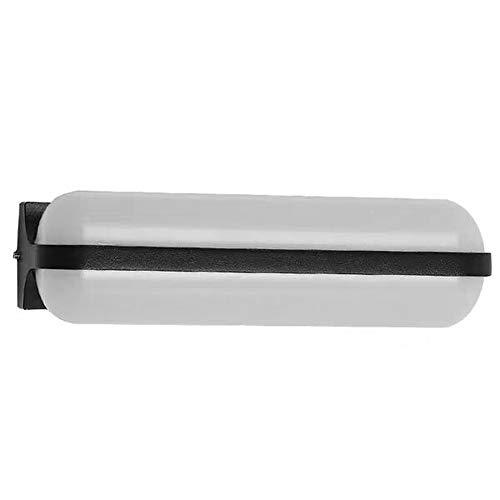 Led-wandlamp outdoor-entree, wandlamp, boven en onder, balkon, indoor en outdoor waterdichte wandlamp