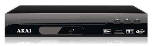 Akai AKDV335B DVD-speler met USB-aansluiting