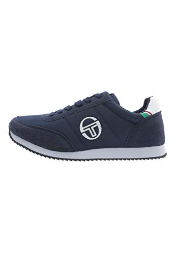 Sergio Tacchini Nantes Nyx, Sneaker Uomo, Blu (Navy 01), 43 EU